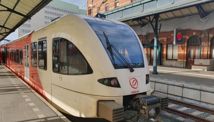 Stadler przetestował automatyczny zespół trakcyjny w Holandii