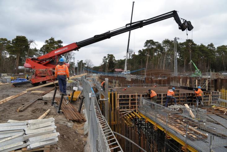 Otwock: Powstaje trzeci peron i bezkolizyjne skrzyżowania