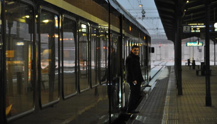 Pociągi Leo Express z Wrocławia do Pragi wrócą dopiero 30 kwietnia