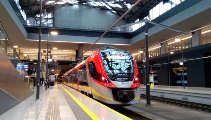 ŁKA zawiesza kursowanie części pociągów