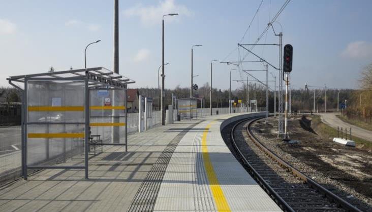Jeszcze w tym roku trasa Lublin – Stalowa Wola będzie zelektryfikowana