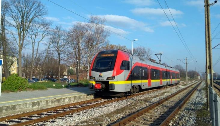 Łódź: W kwietniu przerwa w ruchu na linii do Zgierza