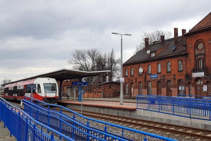 Powstanie nowy przystanek Toruń Mokre