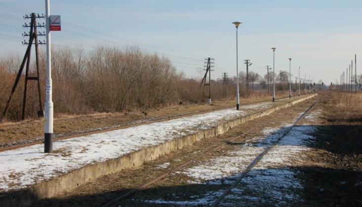 Podkarpackie: Trwa remont linii Munina – Hrebenne