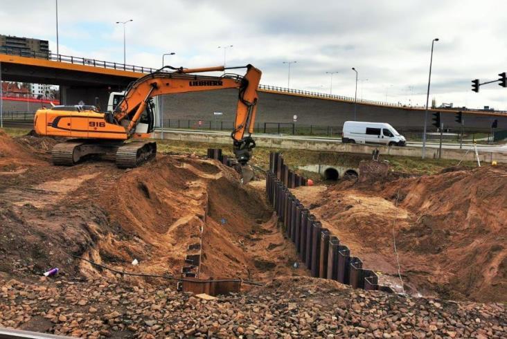 PLK: Dobre tempo prac przy modernizacji torów do trójmiejskich portów