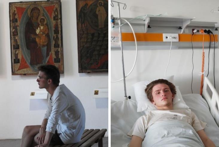 Fundacji Grupy PKP zbiera środki na leczenie studenta