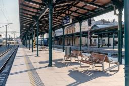 mmcité+: Osiem lat remontu zabytkowego dworca w Pilźnie