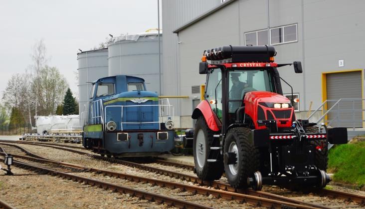 PKP Cargo zamówiło pojazdy szynowo-drogowe Orion