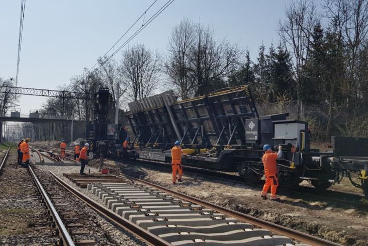 Trwa modernizacja trasy Lublin – Stalowa Wola