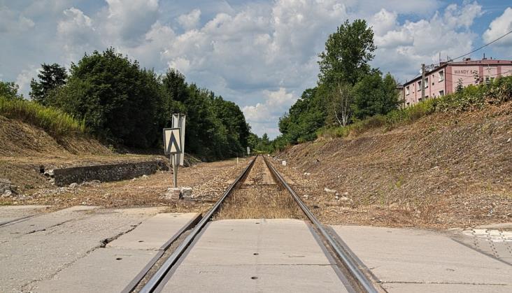 Będzie odbudowa linii Chorzów – Brzeziny Śl.? Szlak zamieniony w ścieżkę turystyczną