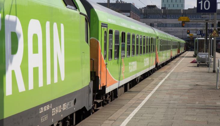 Pociągów Flixtrain na razie we Francji nie będzie