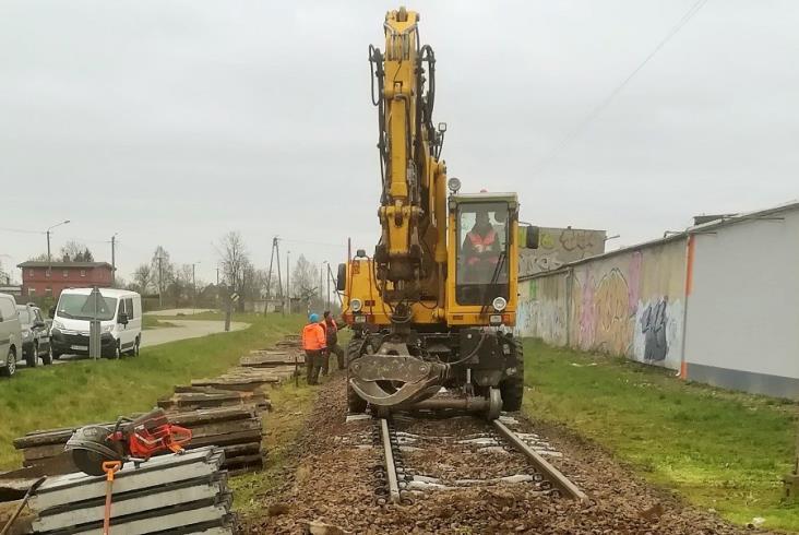 Kaszuby. PLK rozpoczęły prace na linii Chojnice – Kościerzyna