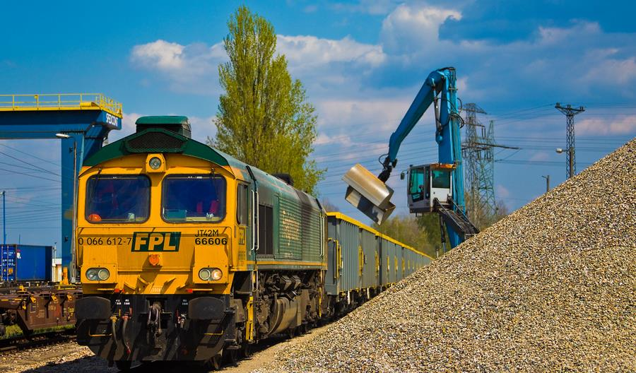 Freightliner PL uruchomił swój najcięższy pociąg w historii [zdjęcia]