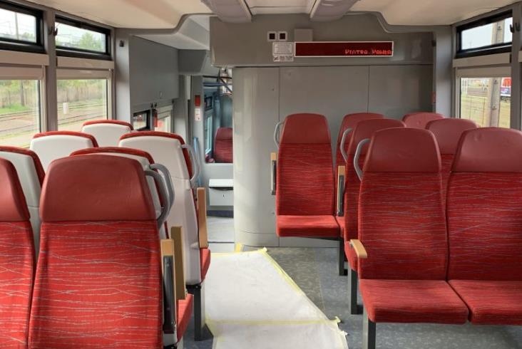 Public Transport Service zakończył pierwszą naprawę poziomu P4