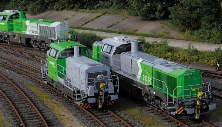 CRRC przejmie Vossloh Locomotives. Jest zgoda urzędu antymonopolowego