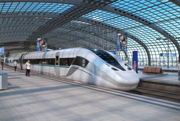 Innowacje w konstrukcji pojazdów szynowych – pociąg Velaro Novo