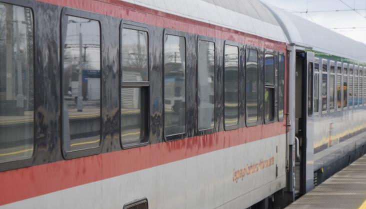 RegioJet sprowadza z Niemiec kolejne kuszetki. Mają pojechać przez Polskę