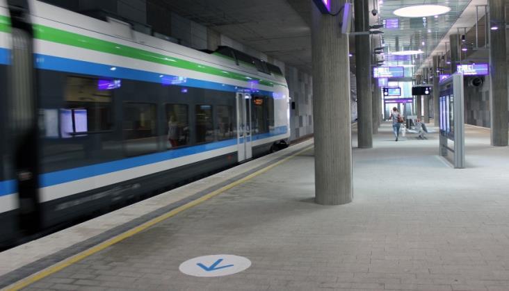 Helsinki: Wygrana VR w przetargu na przewozy. Duże oszczędności