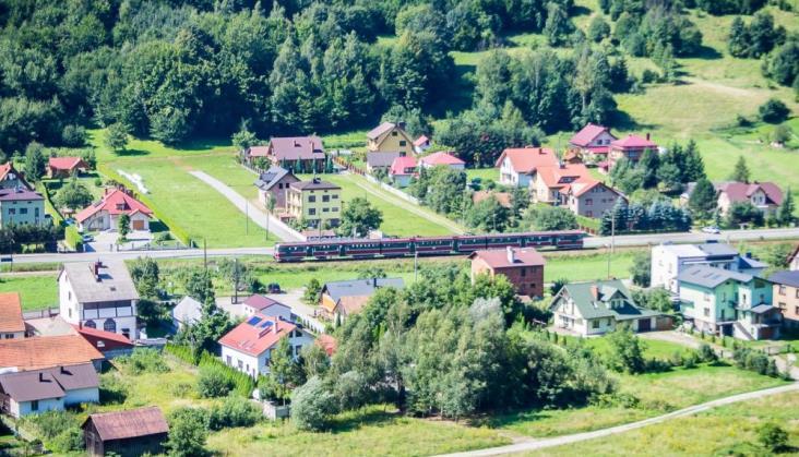 Komunikacja zastępcza na trasie Tarnów – Krynica-Zdrój