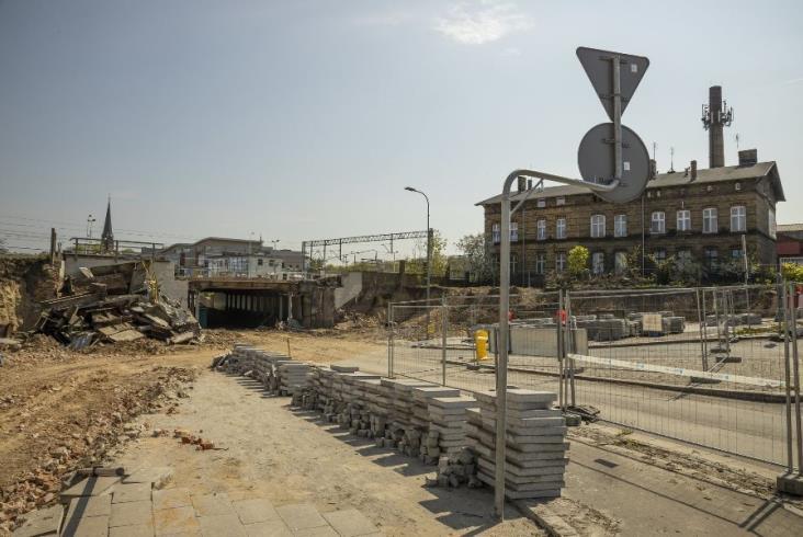 Jak postępują prace przy linii Poznań – Szczecin? [zdjęcia]
