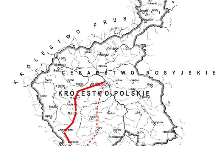 XIX-wieczni polscy wizjonerzy mobilności i transportu. O tym, jak powstała linia 1