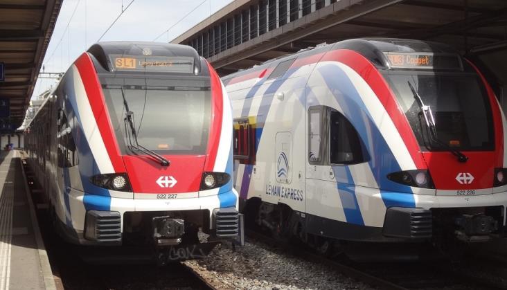 Gigantyczny przetarg w Szwajcarii na prawie 200 zespołów trakcyjnych