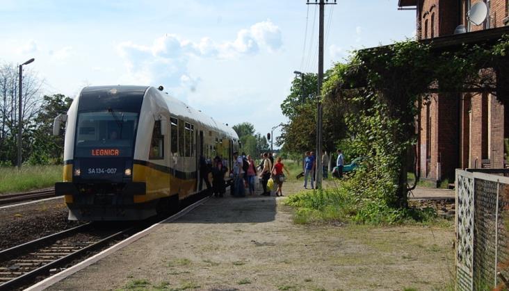 Żagań: Czy będzie modernizacja linii 275 do Leszna Grn.?