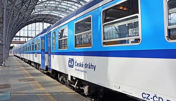 Koleje Czeskie wracają do Berlina