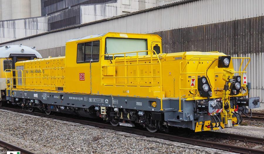 Kolejna chińska lokomotywa dla DB już w Niemczech [zdjęcia]