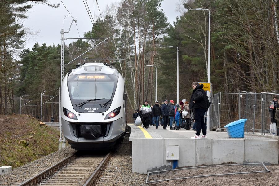 Wrócą sezonowe pociągi z Koszalina do Mielna i ze Słupska do Ustki