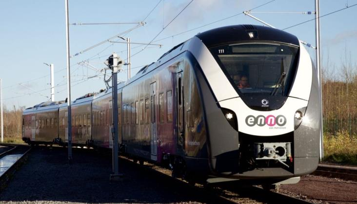Niemcy: Autonomiczny pociąg regionalny Alstomu pojedzie z pasażerami