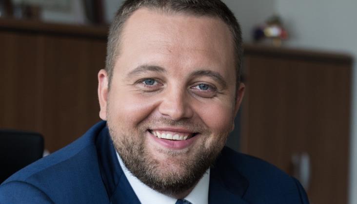 Radosław Pacewicz prezesem Polskiego Taboru Szynowego [uzupełnienie]