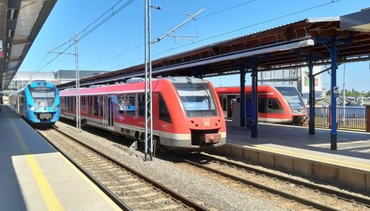 Pierwsze pociągi z Polski do Niemiec już jeżdżą