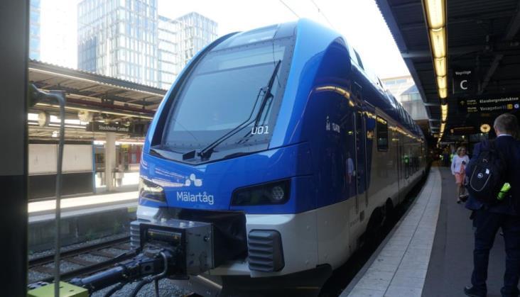 Szwedzkie Transitio zwiększa zamówienie na pociągi piętrowe Stadlera