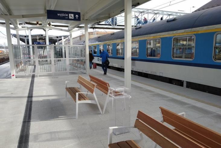 Jak idą prace przy stacji Rzeszów Główny? [zdjęcia]