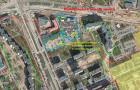 ZTM Warszawa planuje parking P&R przy stacji metra Bródno