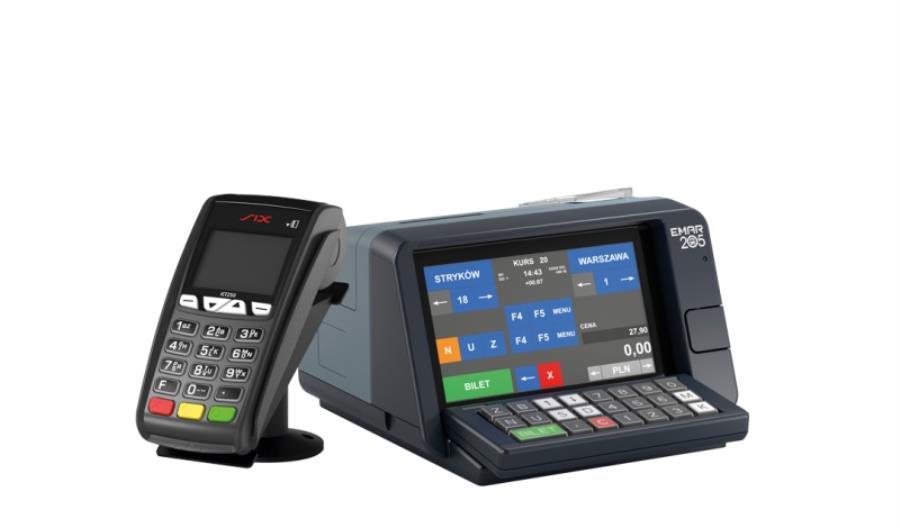 Nowe rozwiązania płatnicze – za bilety w transporcie kolejowym i autobusowym zapłacisz bezgotówkowo