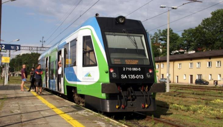 Wracają międzynarodowe pociągi Polregio do Kowna i Medzilaborzec