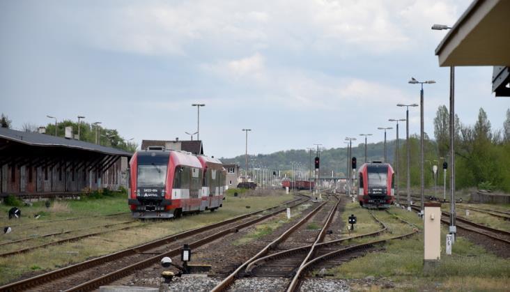 PLK zleci opracowanie projektu rewitalizacji linii 207 od Grudziądza do Gardei