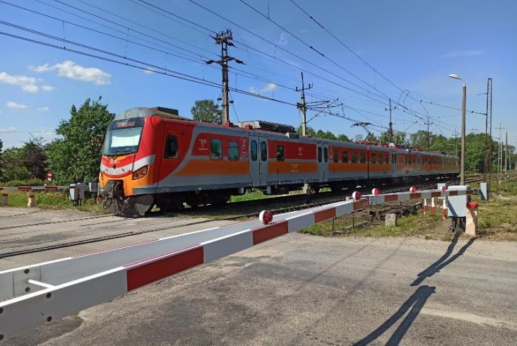 Ambasadorzy Bezpieczeństwa na przejazdach kolejowych