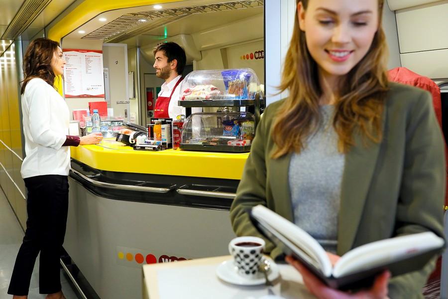 Usługa gastronomiczna wraca do Pendolino