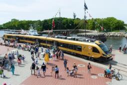Zachodniopomorskie z powodu pandemii znacznie zwiększa liczbę pociągów