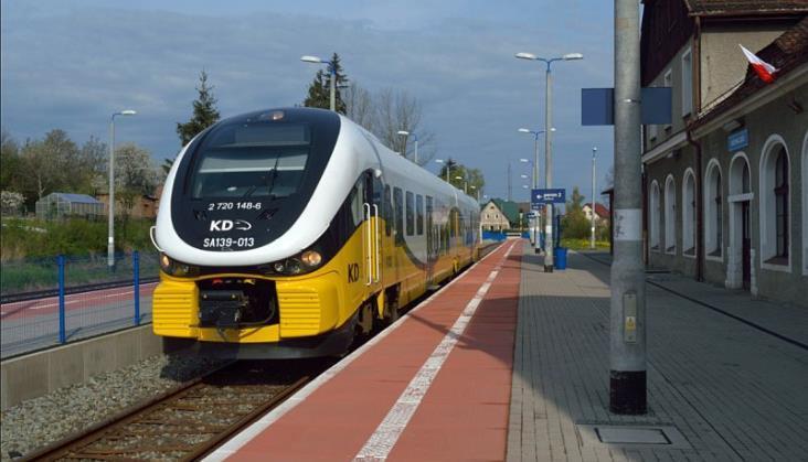 Koleje Dolnośląskie kupią nowe pociągi z Pesy. Przetarg rozstrzygnięty