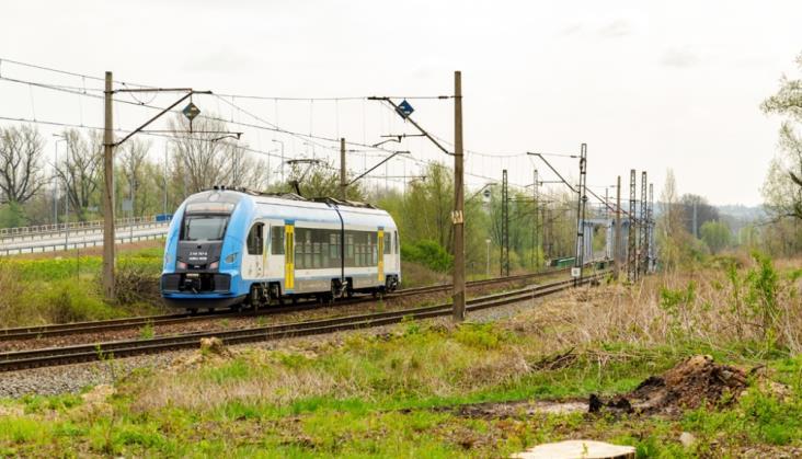Pociągi Kolei Śląskich wróciły do Bogumina