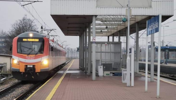 Łódź Kaliska: Zaczęła się rozbiórka peronów czołowych