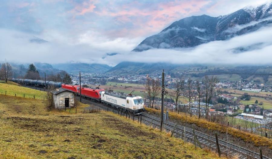 Siemens: 1000 sprzedanych Vectronów to nie przypadek