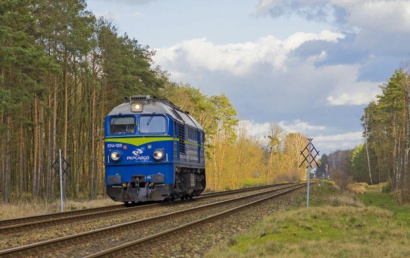 Pesa i PKP Cargo porozumiały się w sprawie zmniejszenia liczby napraw ST44