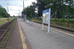 Będzie przebudowa stacji Pasłęk