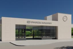 W Kraśniku stanie nowy dworzec systemowy