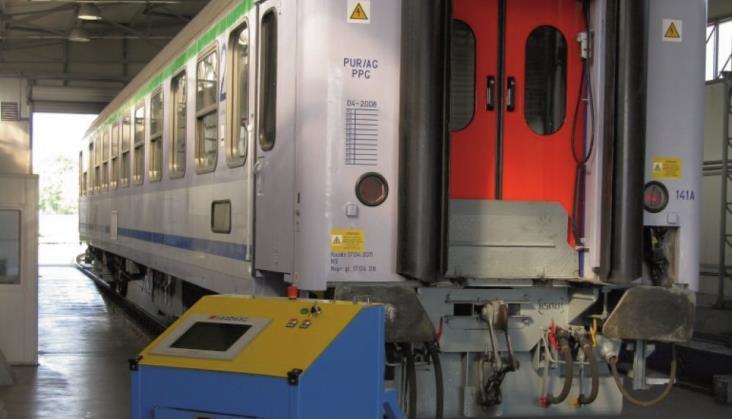 PKP Intercity zamawia stanowisko diagnostyczne do bazy w Przemyślu